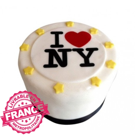 Mini cake New York