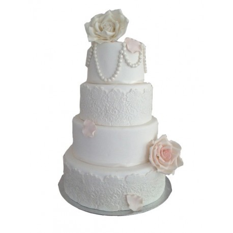 Piece montee Lilia - wedding cake