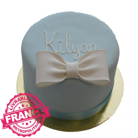 Mini cake sweety bleu