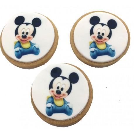 Biscuits Baby Mickey