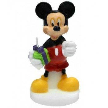 Bougie figurine Mickey