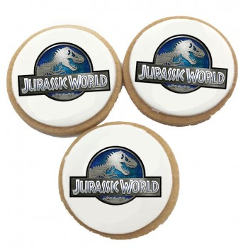 Biscuits Anniversaire Jurassik world
