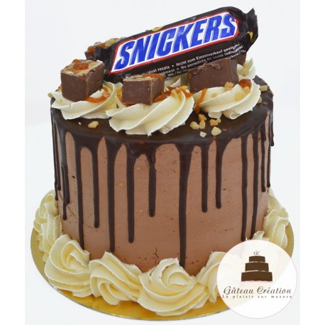 Layer cake snikers