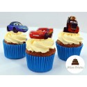 Cupcakes cars