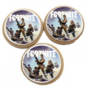 Biscuits Anniversaire FORTNITE
