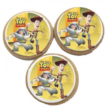 Biscuits Anniversaire Toy Story