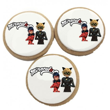 Biscuits Anniversaire Miraculous