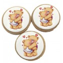 Biscuits Anniversaire Petit Ours