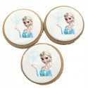 Biscuits La Reine des Neiges