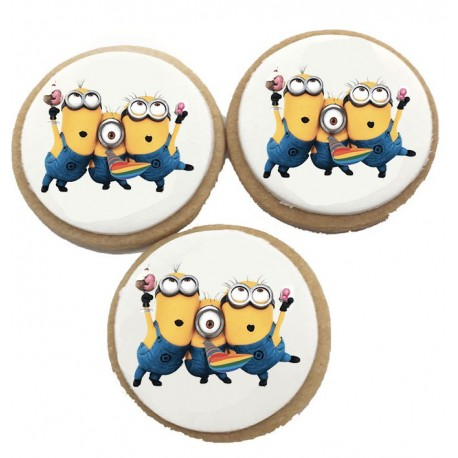 Biscuits Minion