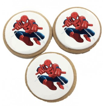 Biscuits Spiderman