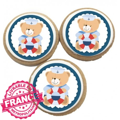 Biscuits Anniversaire Petit Marin