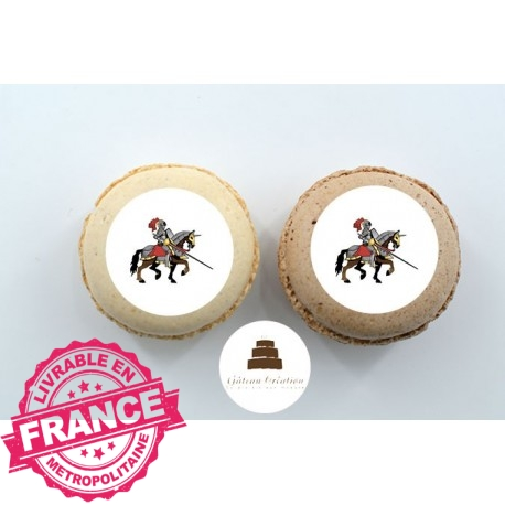 Macarons Les Chevaliers