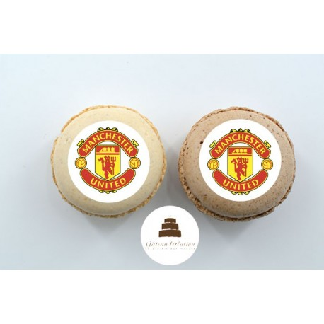Macarons Club Manchester United
