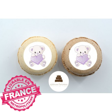 Macarons Petit Ours