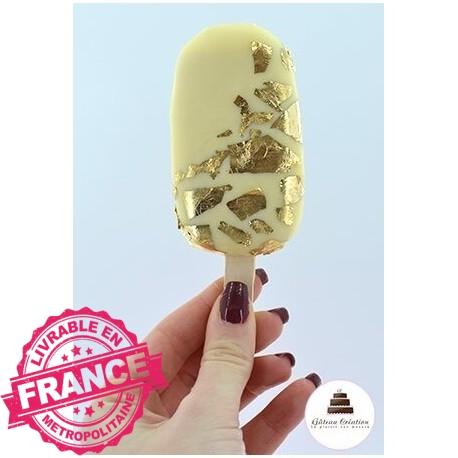 Magnum popsicle feuille d'or