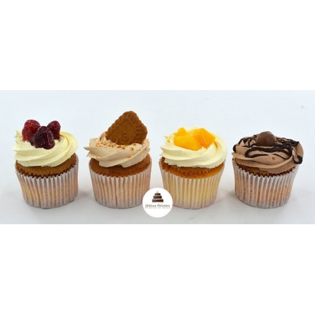 Cupcakes d'anniversaire traditionnels - Click and collect