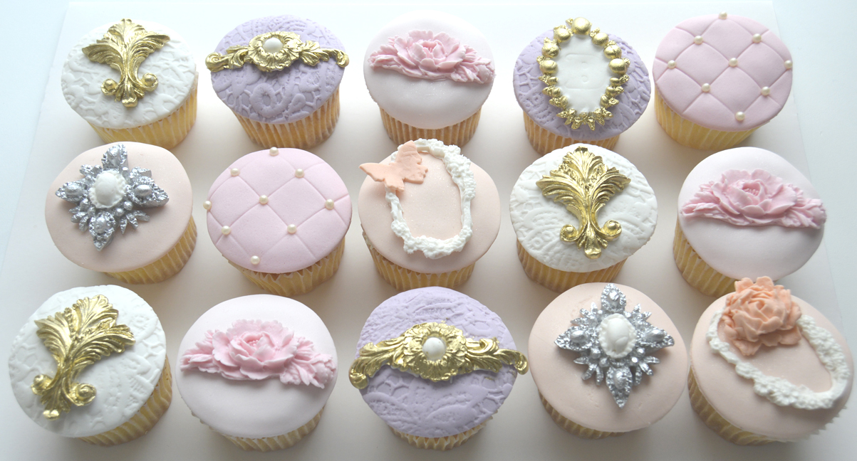 assortiment cup cake pour mariage