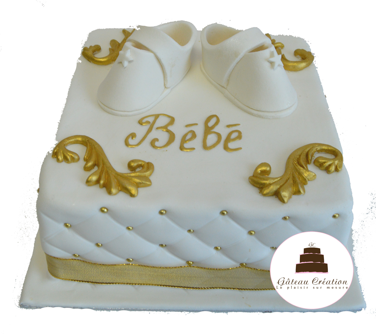 gateau communion en forme de Bible